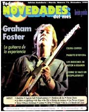 Graham Foster Press Review - Todas las Novedades Murcia
